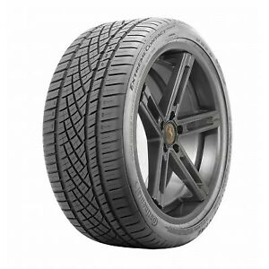 Continental Extremecontact Dws06 255 45zr20 15500210000 Each