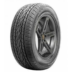 Continental Crosscontact Lx20 245 60r18 15491070000 Set Of 4