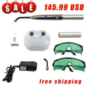 Dental Diode Heal Laser Pad Photo activated Medical Lamp For Soft Tissue