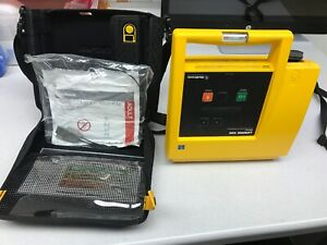 Untest Medtronic Lifepak 500 With Case But No Battery Pads And Ambu Kit