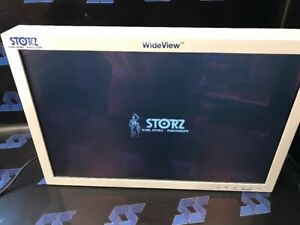 Storz Nds 23 Hd Wide View Radiance Endoskope Slave Monitor Sc wu23 a1511 Inch