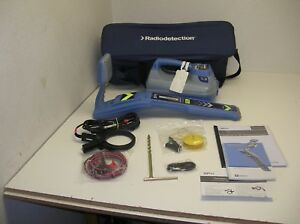 New Radiodetection Rd8000 Pxl 3 Wire Underground Utility Cable Pipe Locator