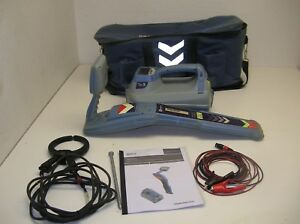 Radiodetection Rd7000 Dl 3 Watt Cps 7100 Underground Utility Cable Pipe Locator