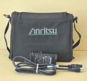 Anritsu Site Master S332e Cable Antenna Spectrum Analyzer Calibrated 8 2018