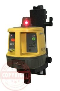 Topcon Rl vh3d Self Leveling Rotary Laser Level Trimble Spectra dewalt rugby