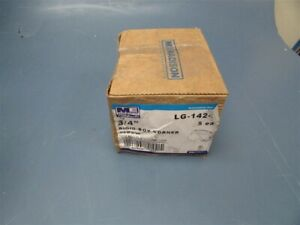 Box Of 5 Madison Electric 3 4 Rigid box Corner Elbow Lg 142 2