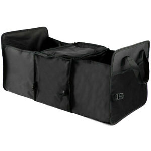 Foldable Car Auto Back Rear Trunk Seat Big Storage Bag Pocket Organizer Sfd