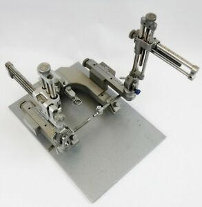David Kopf Dual Manipulator Small Animal Stereotaxic Frame W 921 Mouse Holder