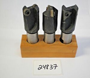 3 Pc Little Index Hogger Mill Set 506 sm 031 new Pic 24837