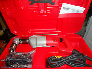 Milwaukee 3107 6 1 2 Right Angle Drill W case