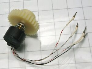 Hp Hewlett Packard Optical Rotary Encoder Heds 7500 With Gear Ryan 540176
