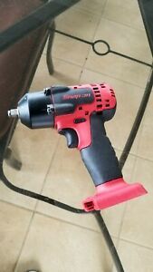 Snap On 3 8 18v Monster Lithium Impact Wrench Ct8810b Current Model