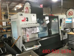 2014 Haas Vf 3 5 Axis Vertical Machining Center Cnc Ref 7796856