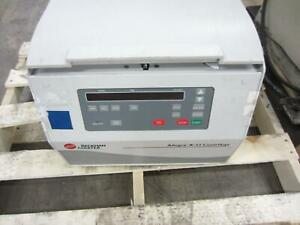 Warranty Beckman Coulter Refrigerated Centrifuge Allegra X 22r