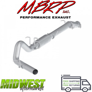 Mbrp 4 Cat Back Exhaust System Fits 2003 2007 Ford F 250 F 350 6 0l Powerstroke