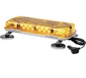 Whelen Mc16ma Century Series Led Light Bar New In Box