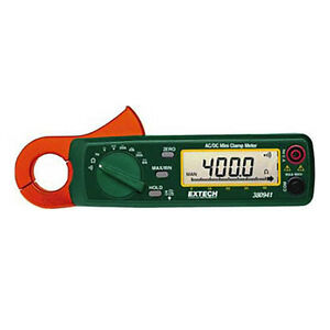 Extech 380941 Clamp Meter Dmm Mini 200a Ac dc