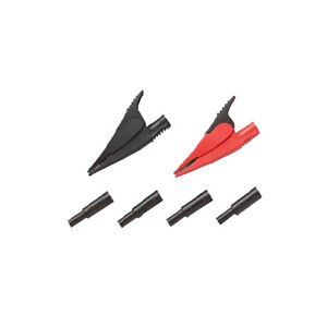 Fluke Ac285 ftp Alligator Clips And Adaptors For Ftp 1 Or Ftpl 1
