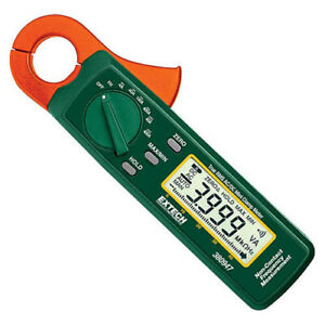 Extech 380947 Clamp Meter 400a Ac dc Trms Freq