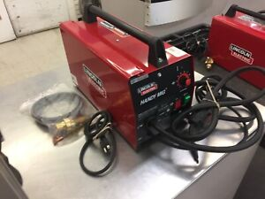 Lincoln Electric Handy Mig Welder Model 11205 Excellent Condition Poland