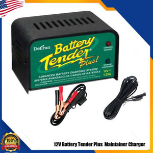 Battery Tender Plus 12v Battery Charger P N 021 0128