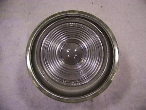 1957 Plymouth Clear Reverse Lens Nos Glo Brite Tmc 530 Fury Sport Fury Belvedere