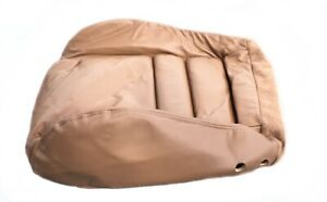 New Oem Genuine Ford Mustang Sn95 Factory S Tan Leather Seat Cover Bottom