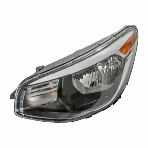 Tyc 20 9516 00 1 Left Headlight Assembly For Kia Soul Ki2502167