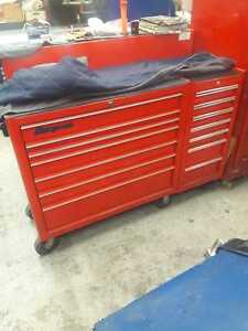 Snap On Roll Cab With Side Box Can Separate