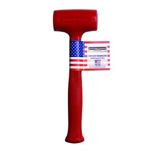 Trusty Cook Model 2 26oz Soft Face Dead Blow Hammer Usa