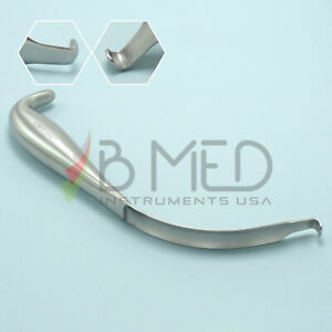 Or Grade Sigmoid Notch Extra Oral Retractor Maxillofacial Surgical Instruments