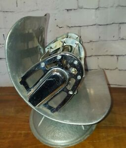 Vintage Art Deco Heater Model Ely F1 Made By The Gramophone Company Retro