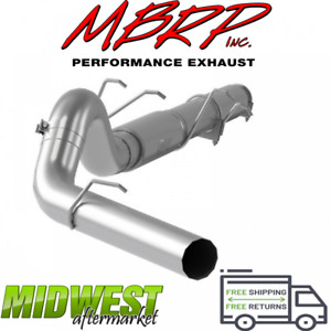 Mbrp 5 Cat Back Exhaust System Fits 2003 2007 Ford F 250 F 350 6 0l Powerstroke
