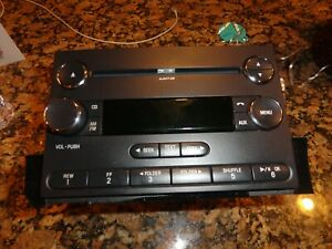 07 08 09 10 11 12 13 Ford Expedition Edge Radio 6 Disc Cd Player Mp3