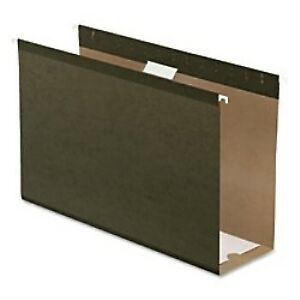 Pendaflex Extra Capacity Reinforced Hanging File Folders 4 Legal Size Stand