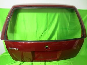 09 14 Vw Jetta Golf Trunk Lid Tailgate Rear Trunk Lid Oem Sku L11 58
