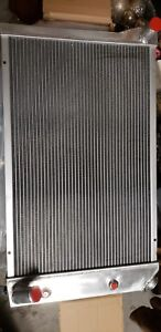 Asi Performance Aluminum Radiator For Chevy Corvette C3 350 5 0 5 7 V8 1977 1982