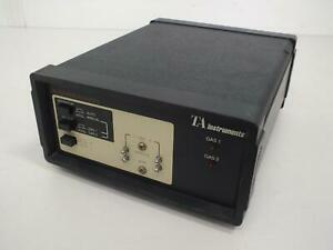 Ta Instruments Gas Switching Accessory 992174 904