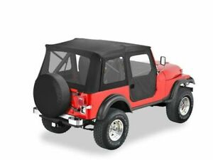 Soft Top For 55 60 66 75 Jeep Cj5 Willys Cj 5 Vt41k2