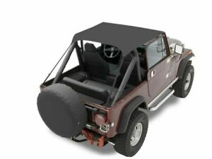 Soft Top For 55 60 66 75 Jeep Cj5 Willys Cj6 Cj 5 Cj 6 Tx52m7