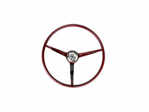 Steering Wheel For 65 66 Ford Mustang Gt Mc23w4