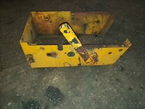 John Deere 440b Log Skidder Dash Support Mount Bracket Hydraulic Disconnect Jd