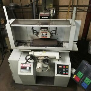 Surface Grinder Fully Automactic Harig
