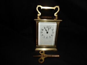 Antique Tiffany Co Carriage Clock