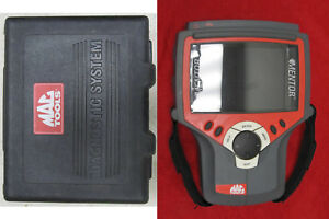Mac Tools Mentor With Case Cables Accessories