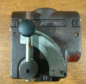 Flow Control Valve Brand Hydraulics Fc51 12sae Used