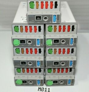Lot Of 7 Ge Marquette Tram Solar 7000 Multi Parameter Modules 451m