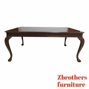 Pennsylvania House Ball Claw Chippendale Dining Room Banquet Conference Table