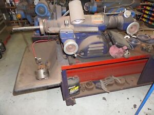 Ammco Combo Rotor Drum Brake Lathe W Bench Adapters