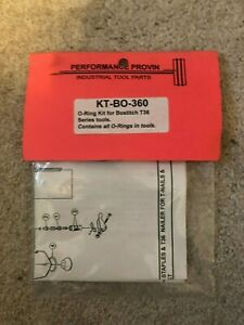 New Bostitch Ktbo360 O ring Kit For T36 Series Tools